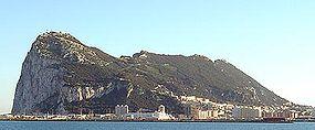 rock of Gilbraltar