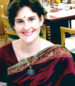 Hazel sari