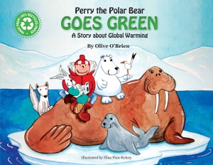 Perry the Polar Bear Goes Green