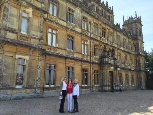 "Highclere Castle, aka ""Downton Abbey"""